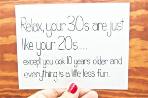 Funny Birthday Card - 30th Birthday Card, Happy Bday. Happy Birthday ...