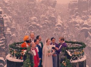 ... Wes Anderson Saoirse Ronan The Grand Budapest Hotel waris ahluwalia