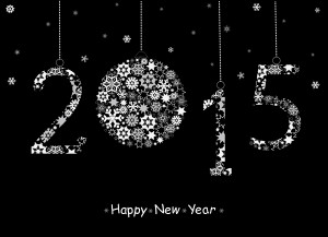 Happy New Year Wishes Greetings 2015