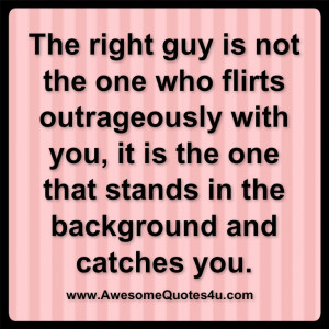 the right guy is not .....