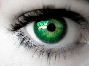 Green_Eyes_Green Eyes Types of eyes peopel have