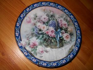 Collection Plate W L George