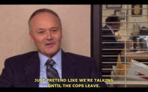 the office meme creed bratton