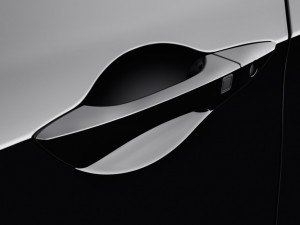 2014 Acura RDX FWD 4-door Tech Pkg Door Handle
