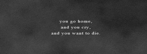 Cry Girl Quotes Sad Facebook Covers