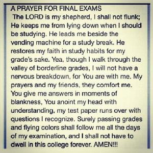 Final Exams- funny: Finals Exams Quotes, Funny Xmas Pres, Finals Exams ...