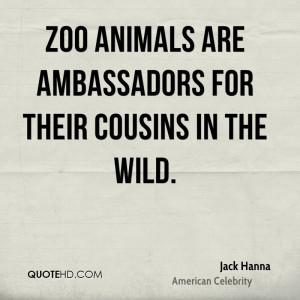 Zoo Animal Quotes