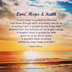 Quotes About Faith And Hope Inspiration ~ Inspirational Quotes ...