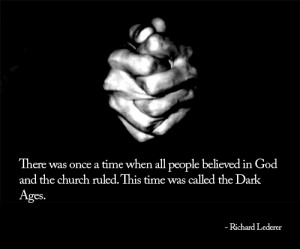 selection of articles related to dark ages quotes.