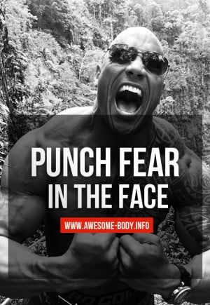 Dwayne Johnson motivation | bodybuilding quotes