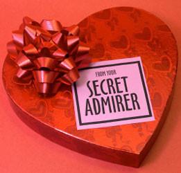 Secret Admirer?