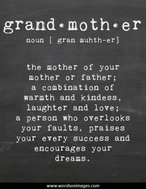 Inspirational Quotes About Grandma
