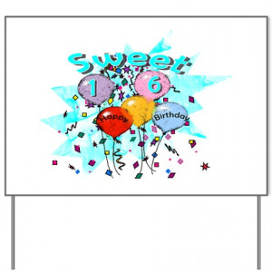 ... Pictures sweet 16 birthday quotes 300x278 16th birthday quotes