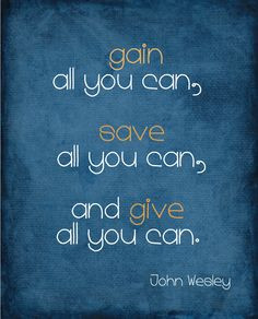 John Wesley Quotes