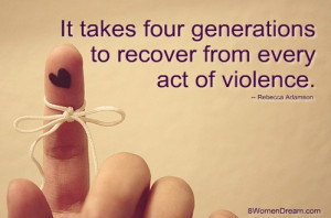 ... the End to Violence Against Women - Violence Against Women Quote 8WD