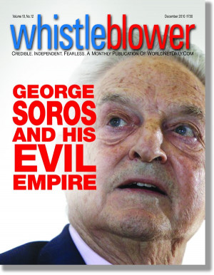 George Soros and his evil empire