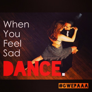 feel sad. DANCE!! #love #follow #f4f #feeling #dance #bachata #salsa ...