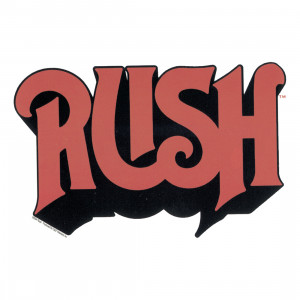 rush band logo