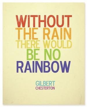 The Lucky Rainbow