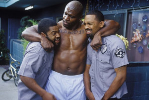 ... of Ice Cube, Terry Crews and Mike Epps in Friday After Next (2002