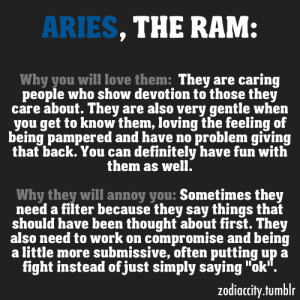 Aries: The BEST zodiac sign
