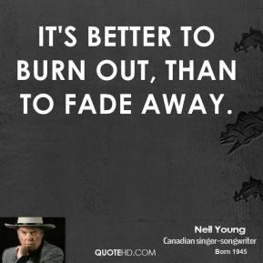 Burn Quotes
