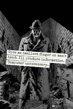 Watchmen Comics Quote-4