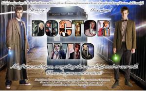 Epic Doctor Who wallpaper by Atlantihero-Kyoxei