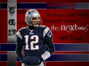 Tom Brady Wallpaper Quote Tom brady's favorite ring desktop background ...
