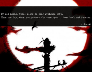 HDScreen Naruto Shippuden Uchiha Itachi quotes desktop bakcgrounds