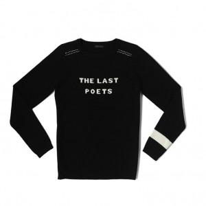 Bella Freud 'The Last Poets' Jumper