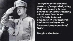 Douglas macarthur famous quotes 3