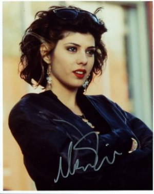 Marisa Tomei from My Cousin