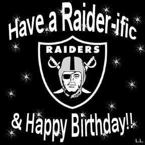 Thread: Happy Birthday Raiders