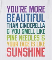 You're More Beautiful Bridesmaids Quote (Tee) - You're more beautiful ...