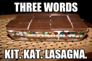 Three Words Food