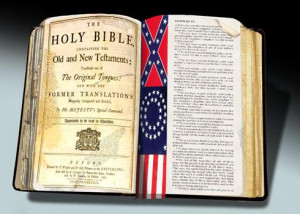 In Civil War, the Bible became a weapon