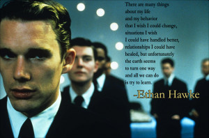 and quot;There are many things about my life… and quot; -Ethan Hawke ...