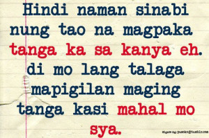 Teen Quotes Teenage Love Tagalog : Teenage Quotes For Him. QuotesGram