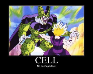 Dragon Ball Z Cell