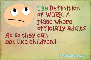 Sarcastic Work Quotes