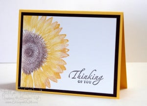 Sunflower Quotes And Sayings Stamps: sunflower, on your