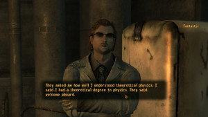 Fallout New Vegas Quotes