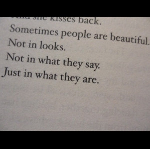 some are beautiful.