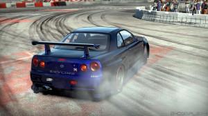 Nissan Skyline Drifting Drift