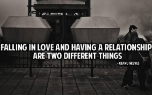 Falling In Love In love Quotes