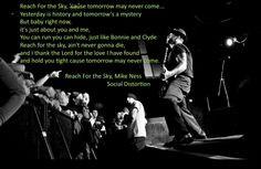 ... the sky music song social distortion lyrics social distortion quotes