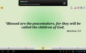 View bigger - Teen Bible Verses offline FREE for Android screenshot