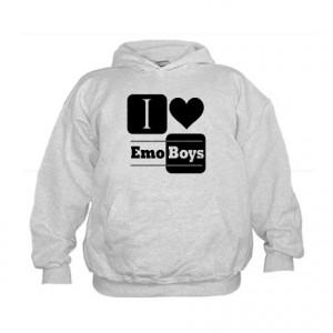Emo Boy Hoodie