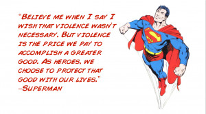 Superman Quotes Love Picture